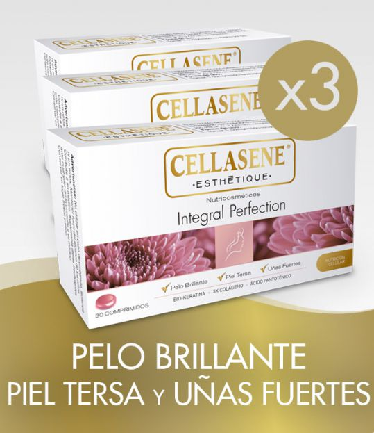 Cellasene Esthetique ® Nutricosmético X3