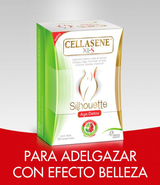 Cellasene® Silhouette Anti age